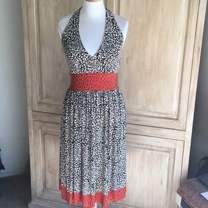 Maggy London Halter Dress - Sz 8